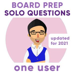 psych board prep questions