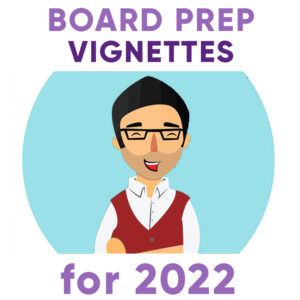 psychiatry board prep clinical vignettes for 2022